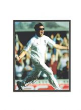 Graeme Swann Autograph Signed Photo